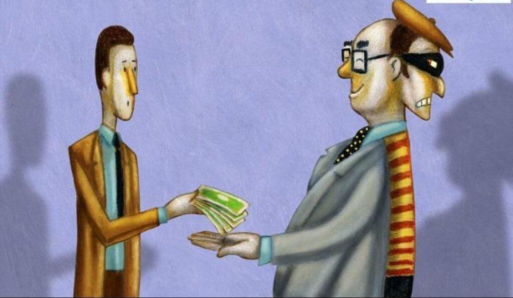 Bank loan fraud